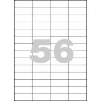 Etikety Spoko 52,5x21,2mm 56ks x 100 listů A4