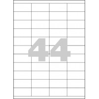 Etikety Spoko 52,5x25,4mm 44ks x 100 listů A4