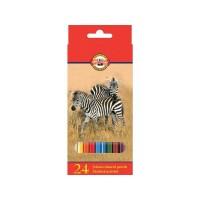 Pastelky 3554 24 barev