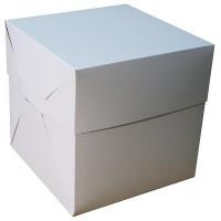 Dortová krabice patrová 30x30x30cm/25ks