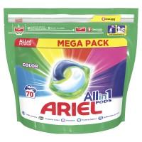 Ariel gelové kapsle Color 70ks