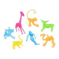 Dekorativní figurky 30-50mm/100ks 66435