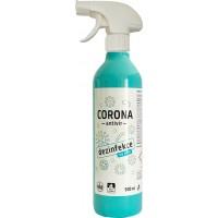 Corona-antivir dezinfenkce na ruce s rozprašovačem 500ml