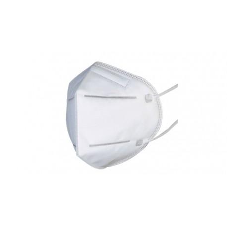 Ochranná maska-respirátor KN95/FFP2 bílá/30ks