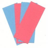 Účtenky čisté-barevné 6x12cm/500 listů