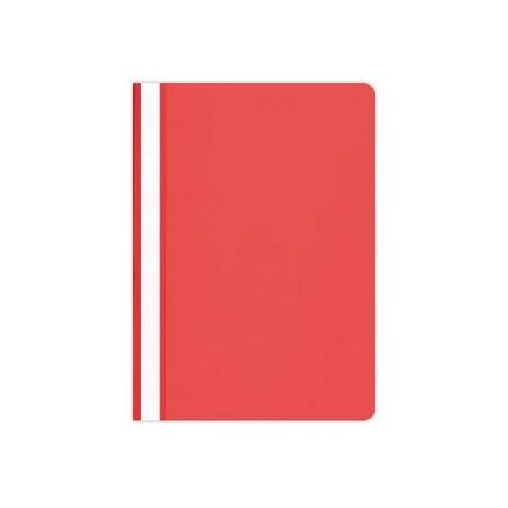 Desky A4 s rychlovazačem Donau červené