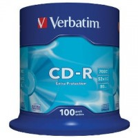 CD-R verbatim 700MB/100ks