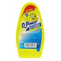 Q Power osvěžovač vzduchu ve vaničce Citron