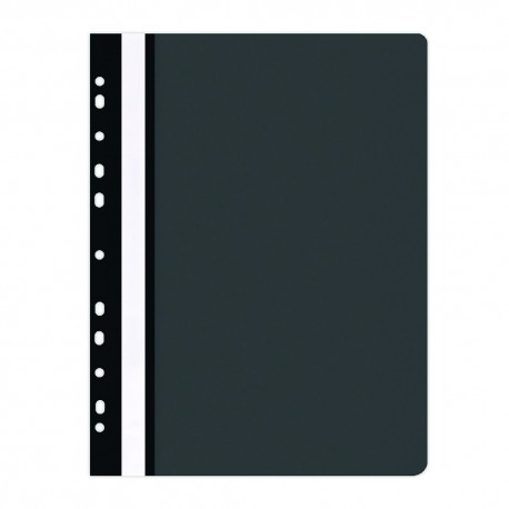 Závěsné desky A4 s rychlovazačem Office Products černé