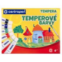 Temperové barvy 9550 6 barev