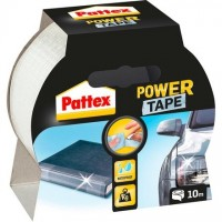 Lepicí páska Pattex Power Tape 50mm 10m transparentní