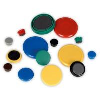 Magnety barevné RON 13mm/14ks
