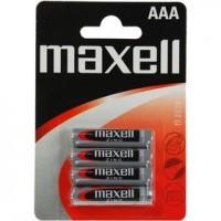 Baterie Maxell mikrotužka/4ks