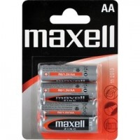 Baterie Maxell tužková/4ks