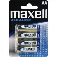 Alkalická baterie Maxell tužková/4ks