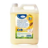 Tekuté mýdlo Mléko & Med 5 litrů 60400