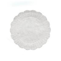 Rozetky bílé 21cm/500ks 72420