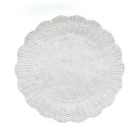 Rozetky bílé 32cm/500ks 72433