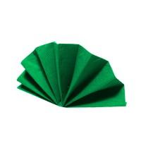 Ubrousky DekoStar 40x40cm tmavě zelené/40ks 88006