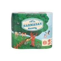 Toaletní papír Harmasan 20,5m 2-vrstvý/56ks
