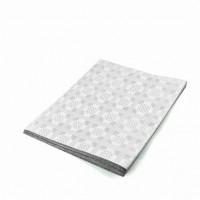 Ubrus papírový 180x120cm bílý 70050