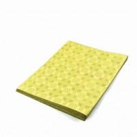 Ubrus papírový 180x120cm žlutý 70055