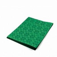 Ubrus papírový 180x120cm tmavě zelený 70056