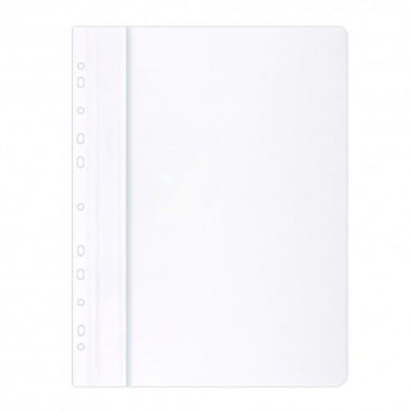 Závěsné desky A4 s rychlovazačem Office Products bílé