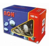 Připínáčky RON 222 10mm/100ks