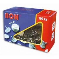 Připínáčky RON 223 11mm/100ks