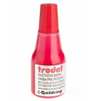 Trodat razítková barva červená 25ml