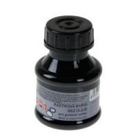 Razítková barva černá 50g