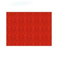 Papírové prostírání červené/100ks 70151