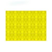Papírové prostírání žluté/100ks 70155