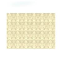 Papírové prostírání béžové/100ks 70159