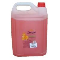 Tekuté mýdlo Devoré Broskev 5 litrů