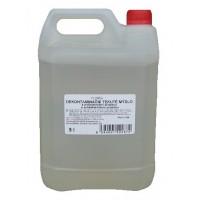 Tekuté mýdlo dekontaminační s antibakteriální přísadou 5 litrů