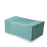 Papírové ručníky ZZ zelené/5000ks 60006