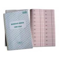 Bonová kniha A4 /1000 čísel