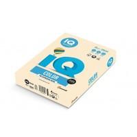 Barevný papír IQ Color č.20 A4 160g chamois