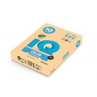 Barevný papír IQ Color č.22 A4 160g zlatá