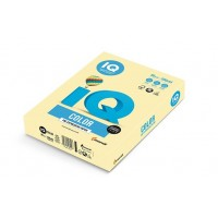 Barevný papír IQ Color č.23 A4 160g světle žlutá