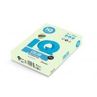 Barevný papír IQ Color č.27 A4 160g světle zelená
