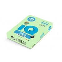 Barevný papír IQ Color č.28 A4 160g středně zelená