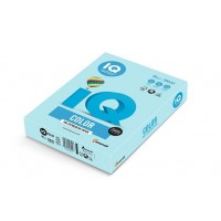 Barevný papír IQ Color č.30 A4 160g středně modrá