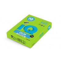 Barevný papír IQ Color č.42 A4 160g májově zelená