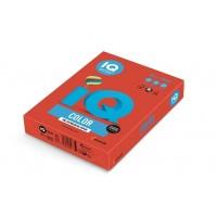 Barevný papír IQ Color č.44 A4 160g červená