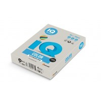 Barevný papír IQ Color č.21 A3 80g šedá