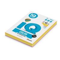 Mix neonových barevných papírů IQ Color A4 80g 4x50 listů