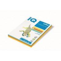 Mix intenzivních barevných papírů IQ Color A4 80g 5x50 listů